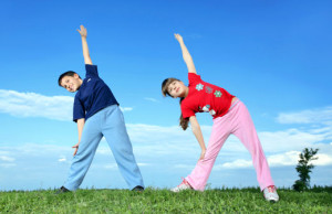 Fitness Tips for Your Kids