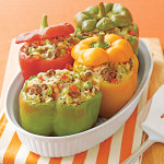 Delicious Recipes of Stuffed Peppers