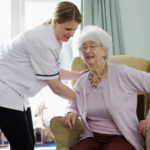 Safety with senior care professionals