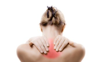 Pain Between Shoulder Blades and Neck