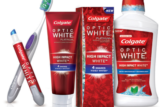 Colgate Teeth Whitening